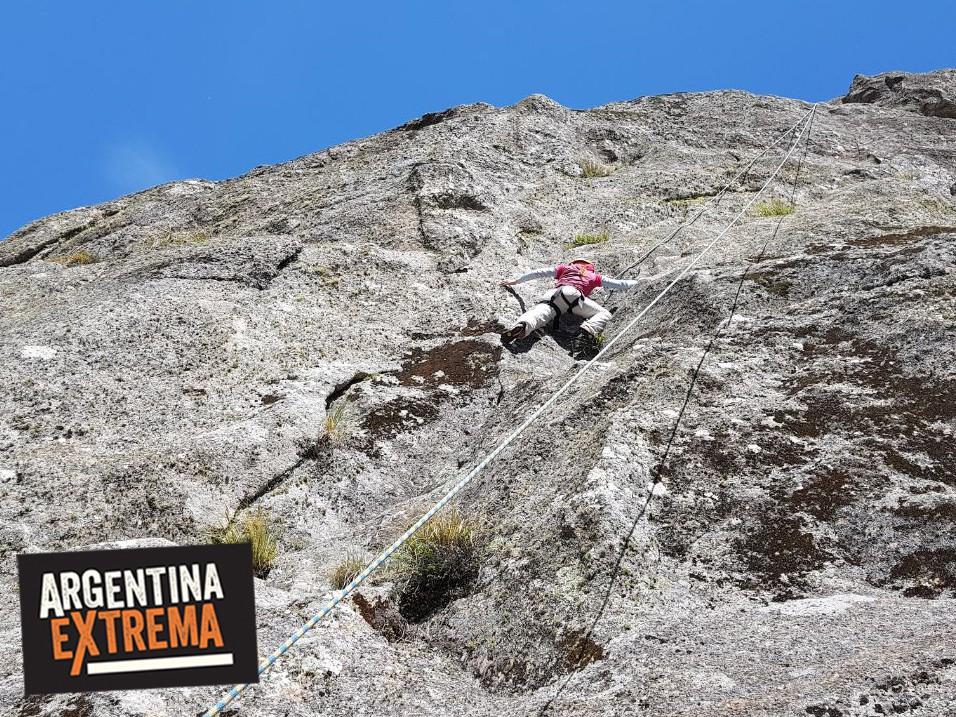 curso de escalada en roca en los gigantes cordoba 3 dias 782