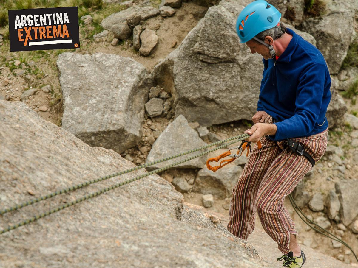 curso de escalada en roca en los gigantes cordoba 3 dias 859