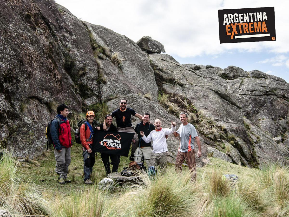 curso de escalada en roca en los gigantes cordoba 3 dias 967