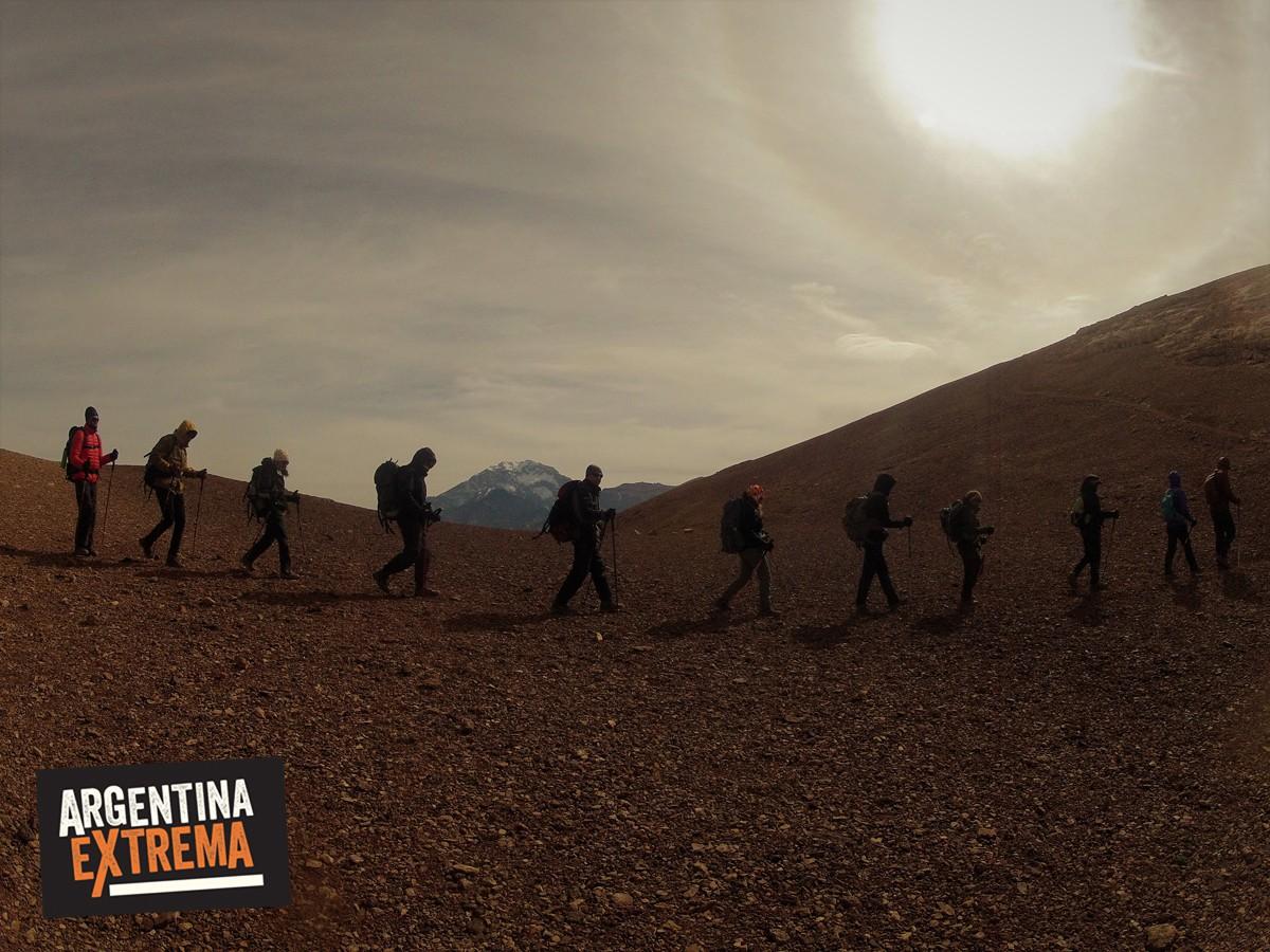 curso de iniciacion al montanismo y trekking 219