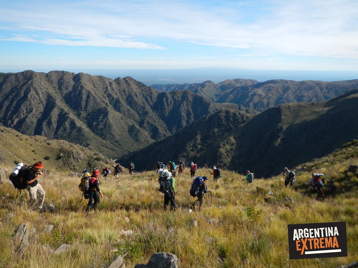 curso de iniciacion al montanismo y trekking 676