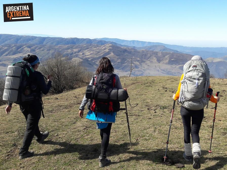 curso de iniciacion al montanismo y trekking 693