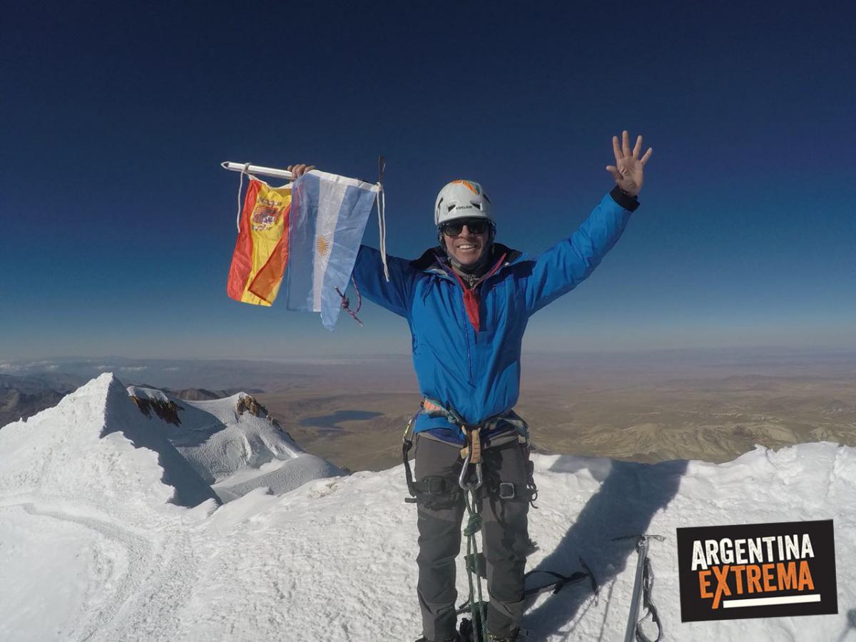 curso de iniciacion al montanismo y trekking 731