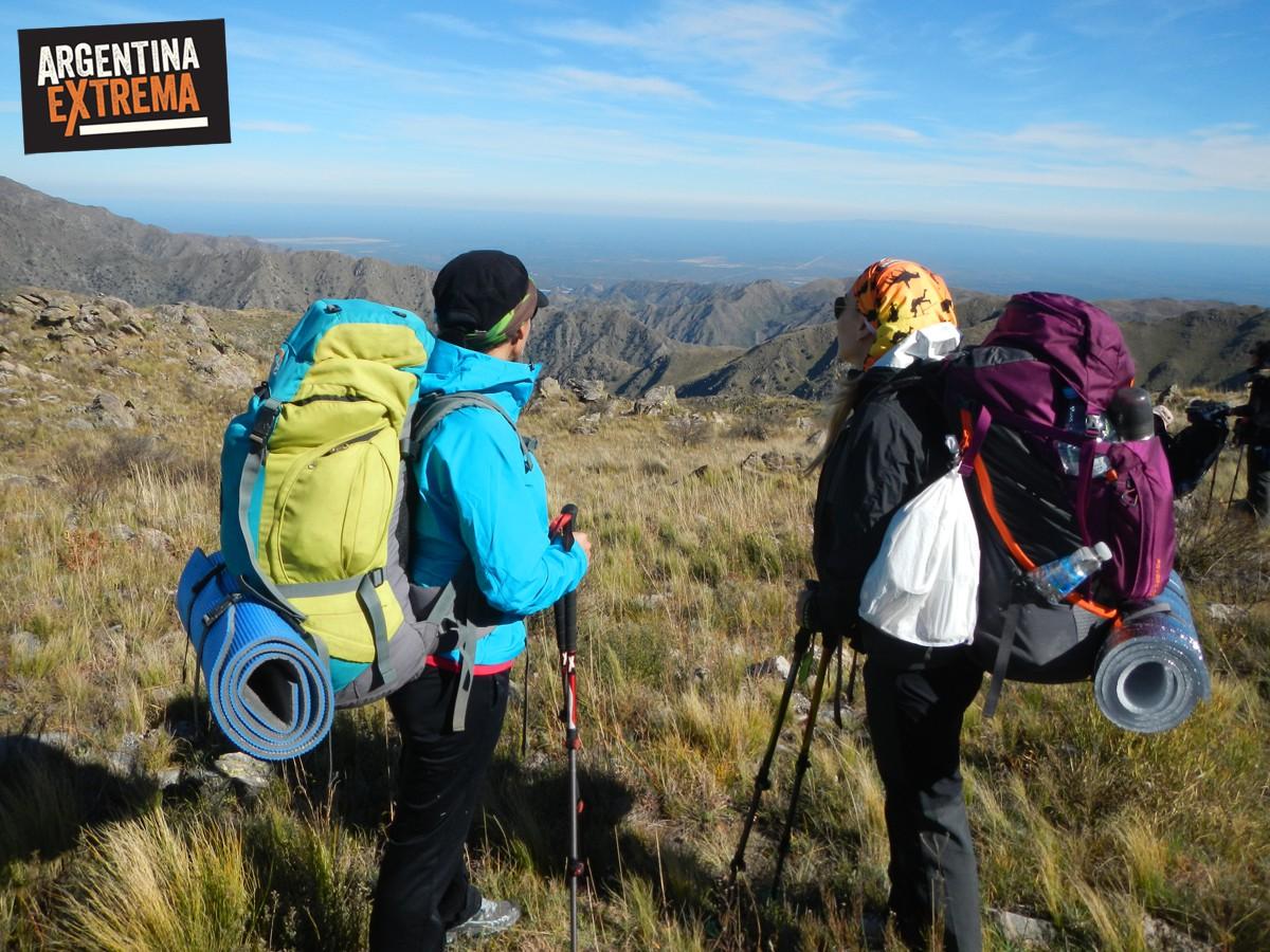 curso de iniciacion al montanismo y trekking 810