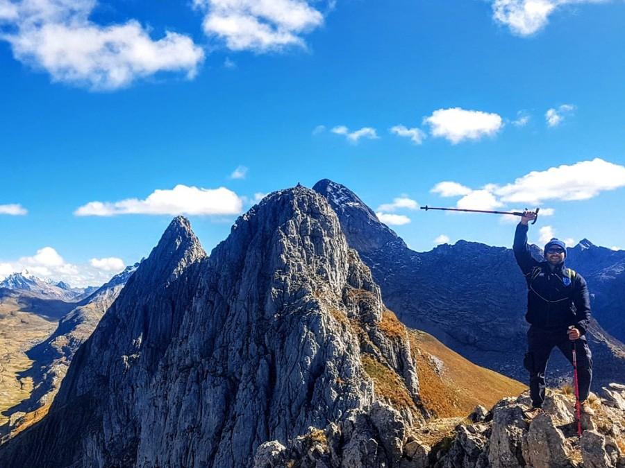 curso de iniciacion al montanismo y trekking 813