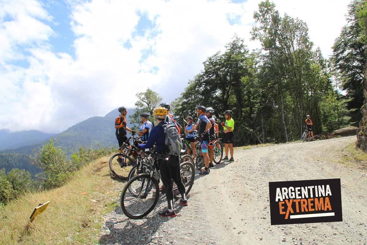 doble cruce de la cordillera de los andes en bicicleta 230 km 210