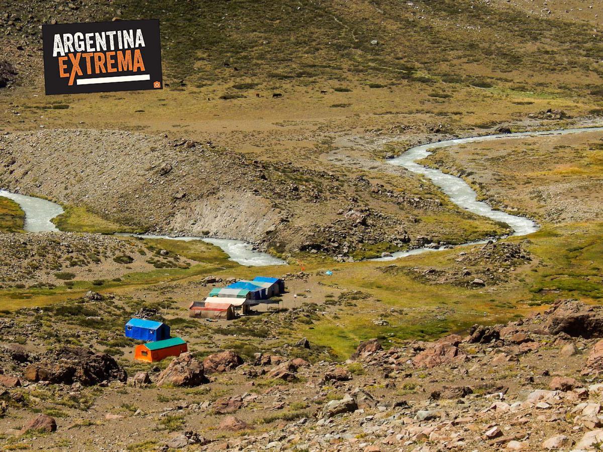 avion de los uruguayos trekking414