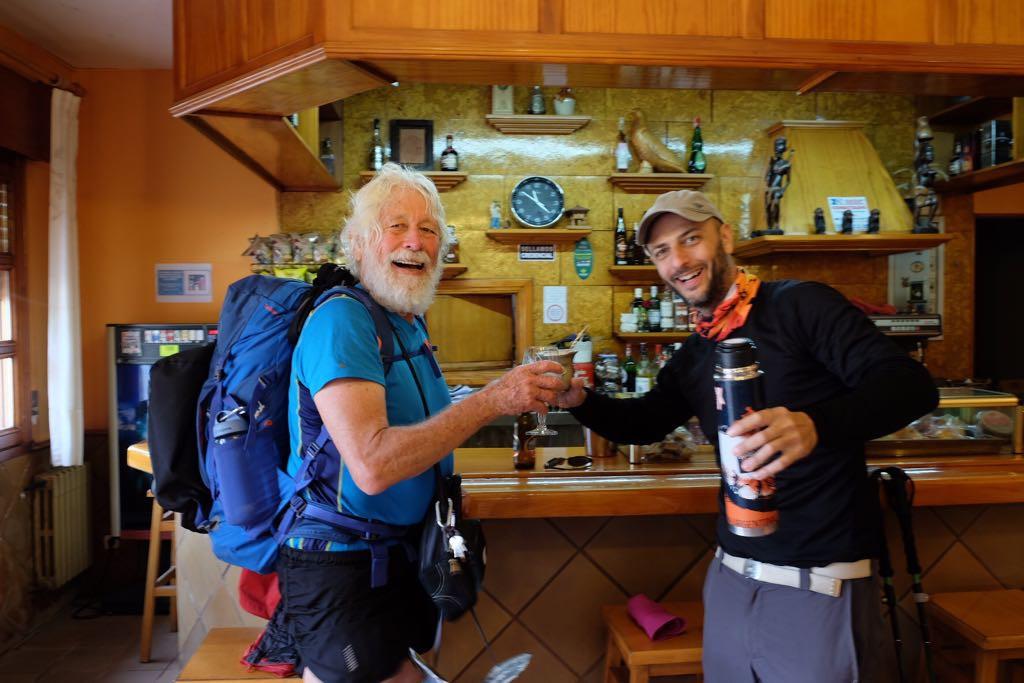 el camino de santiago trekking 000