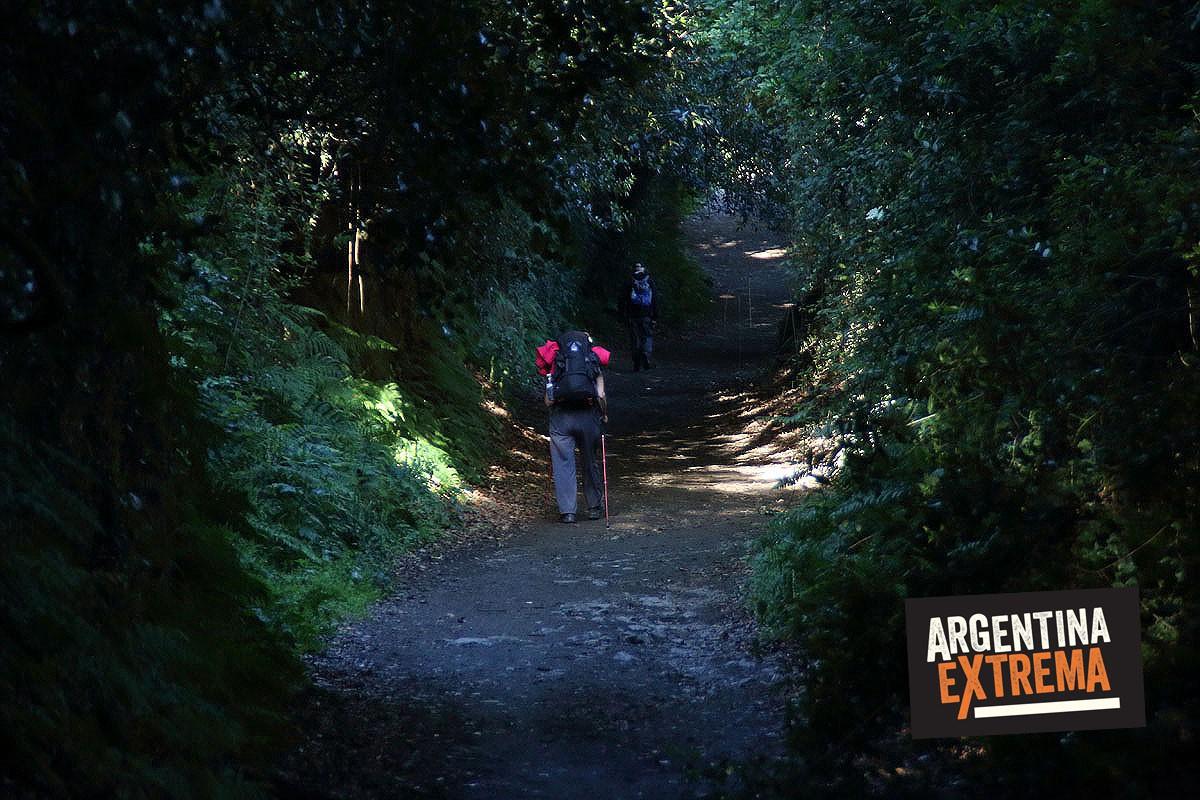 el camino de santiago trekking102