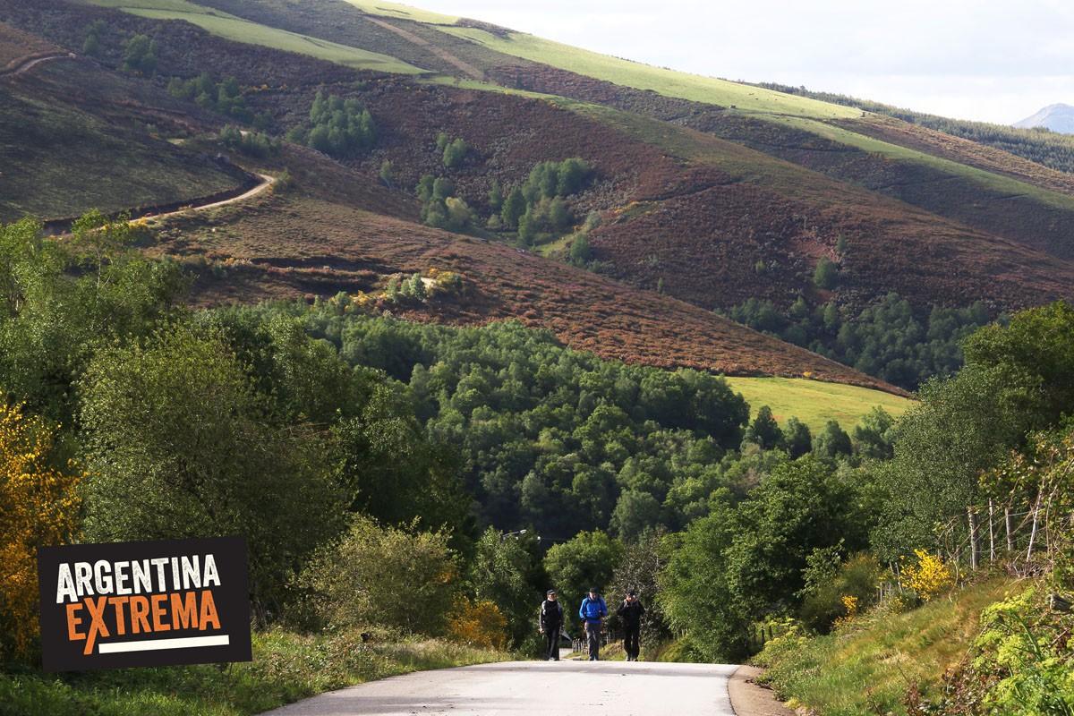 el camino de santiago trekking665
