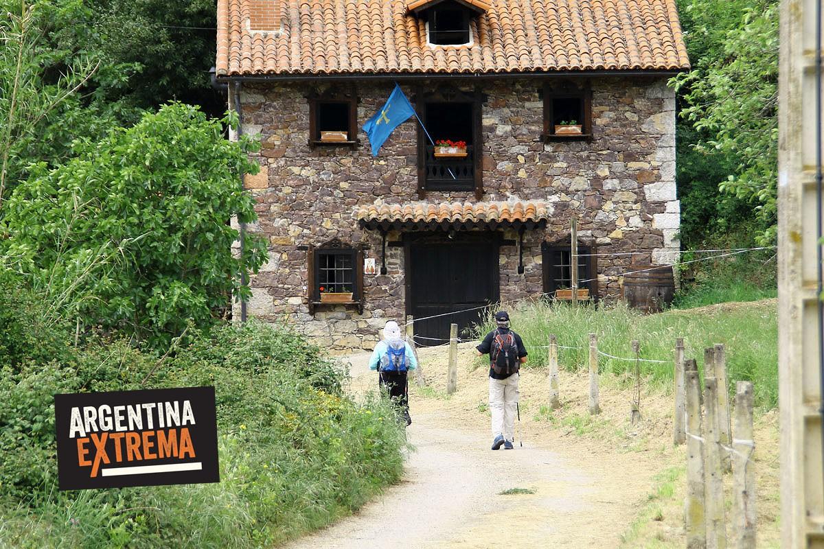 el camino de santiago trekking701