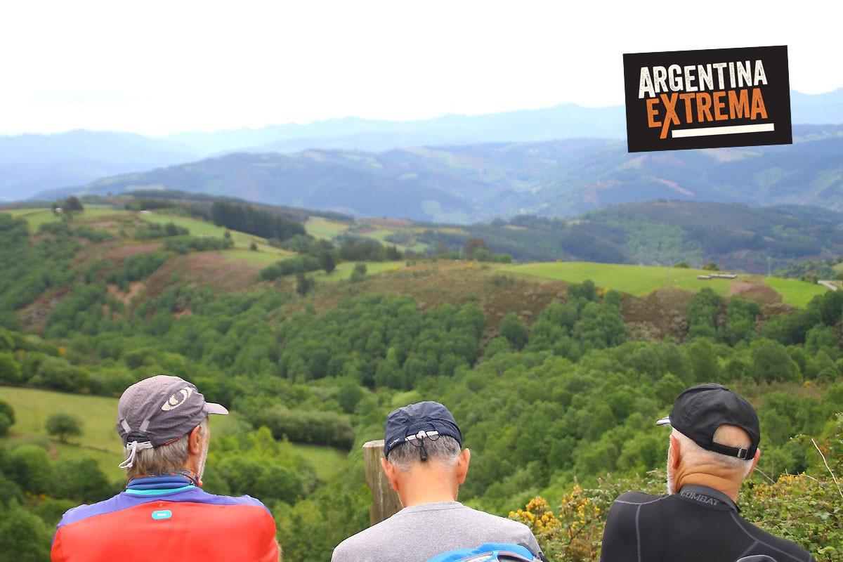 el camino de santiago trekking720