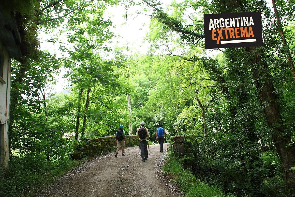 el camino de santiago trekking752
