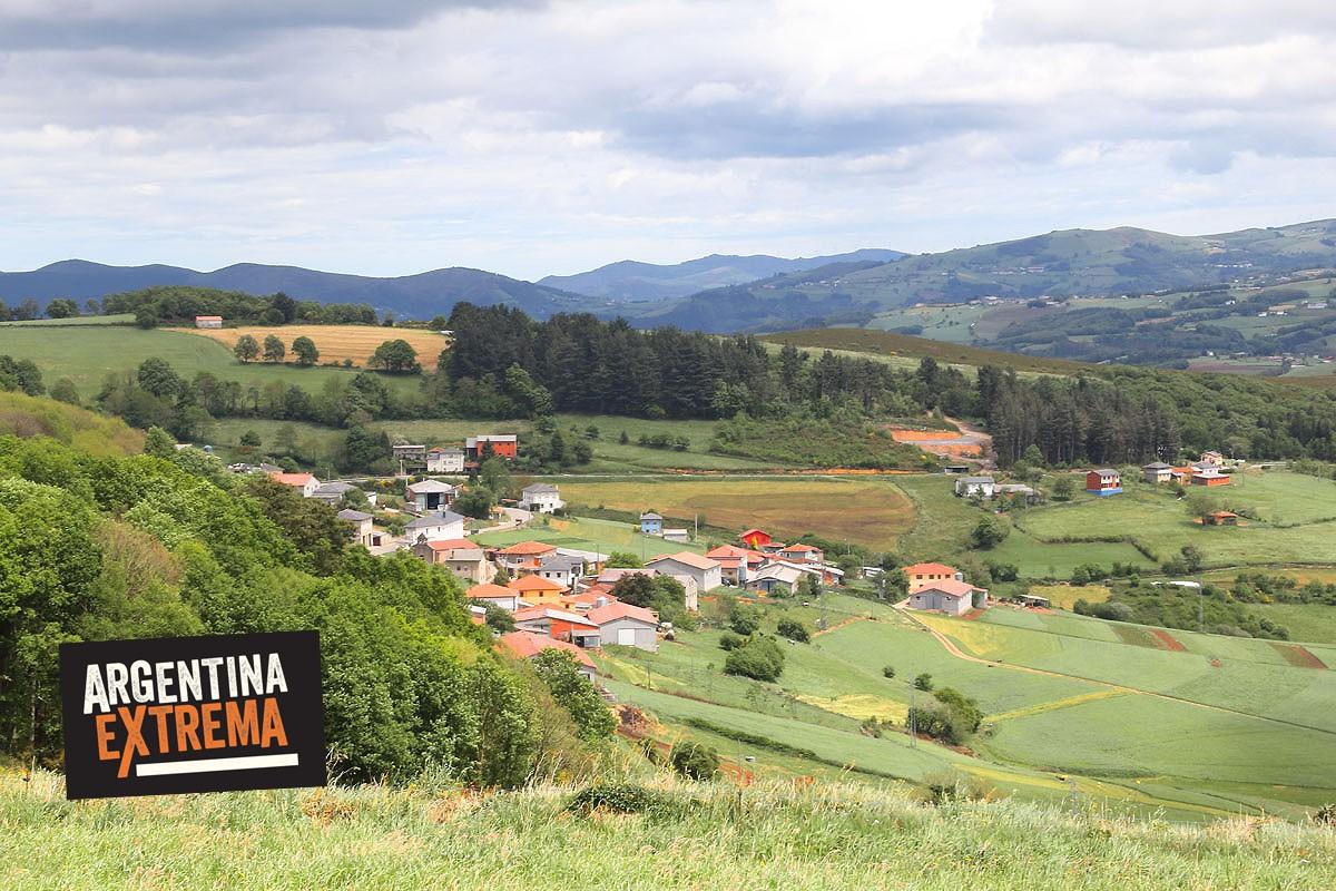 el camino de santiago trekking881