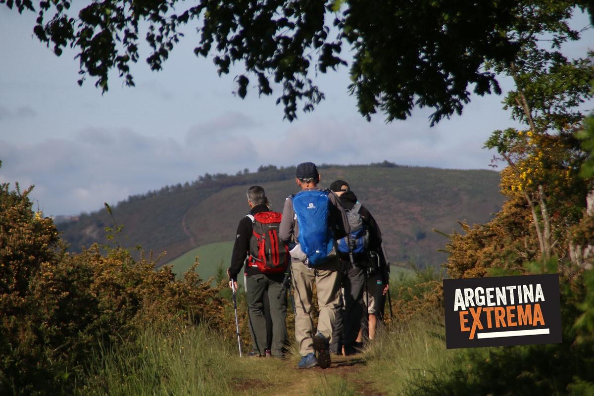 el camino de santiago trekking996
