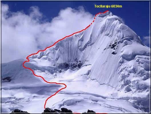 expedicion a cordillera blanca escalada ishinca y tocllaraju peru586