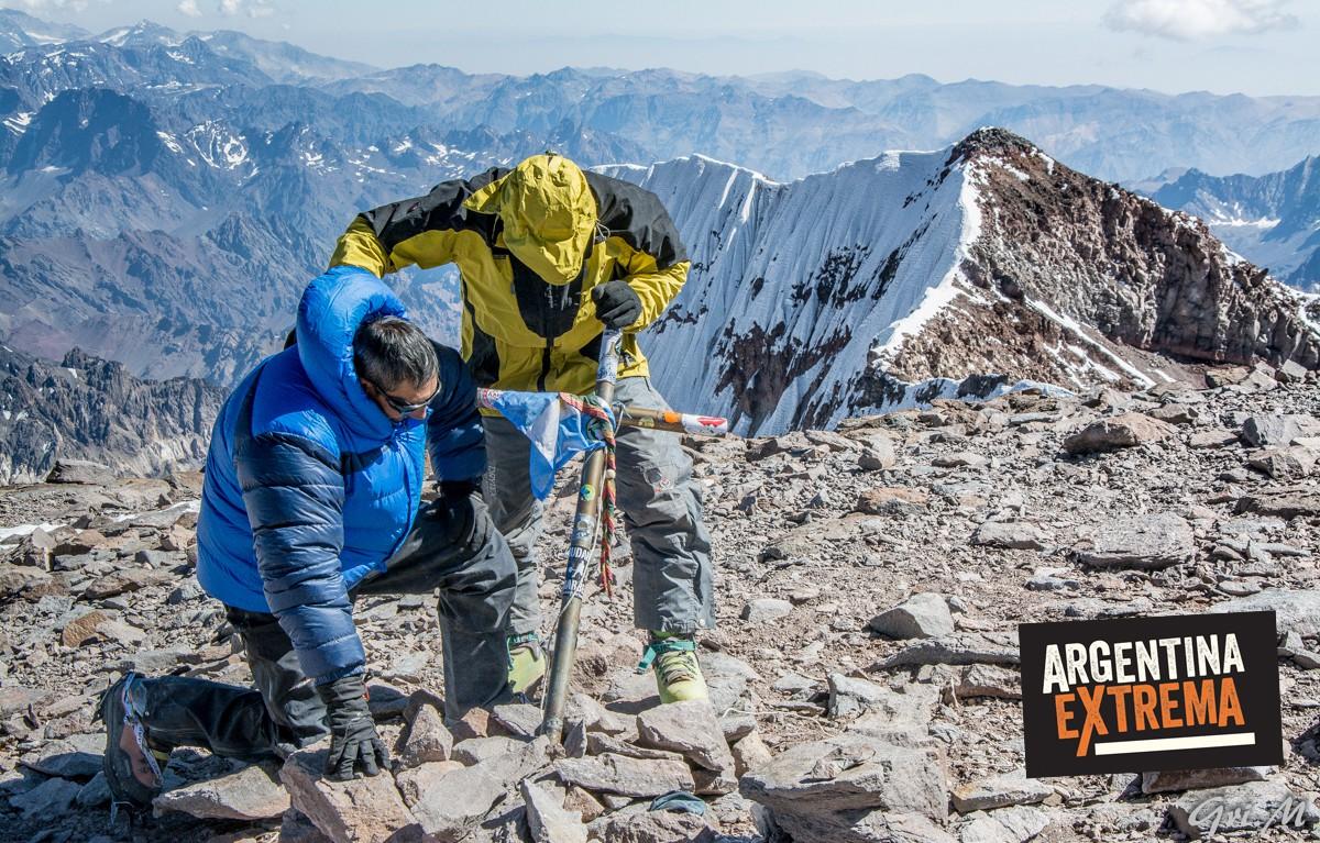 expedicion a cumbre de aconcagua por ruta 360 proyecto argentinos al aconcagua 623