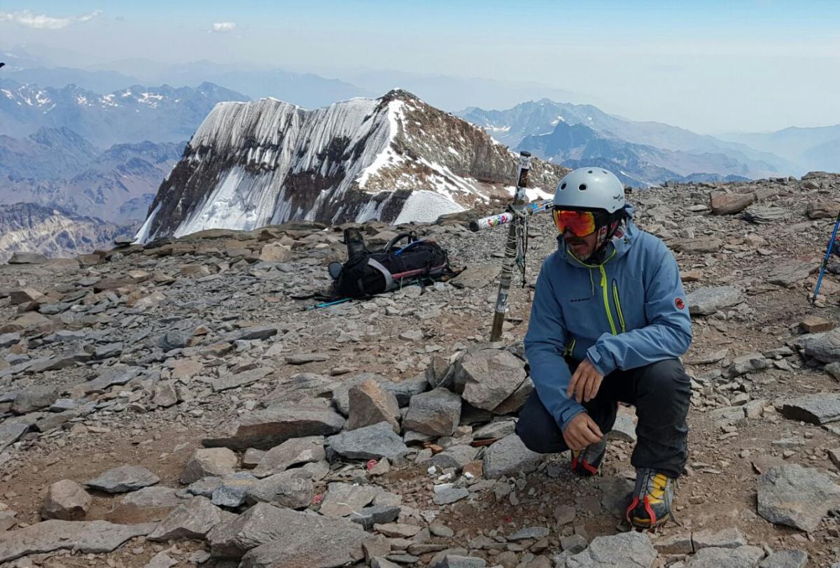expedicion a cumbre de aconcagua por ruta 360693