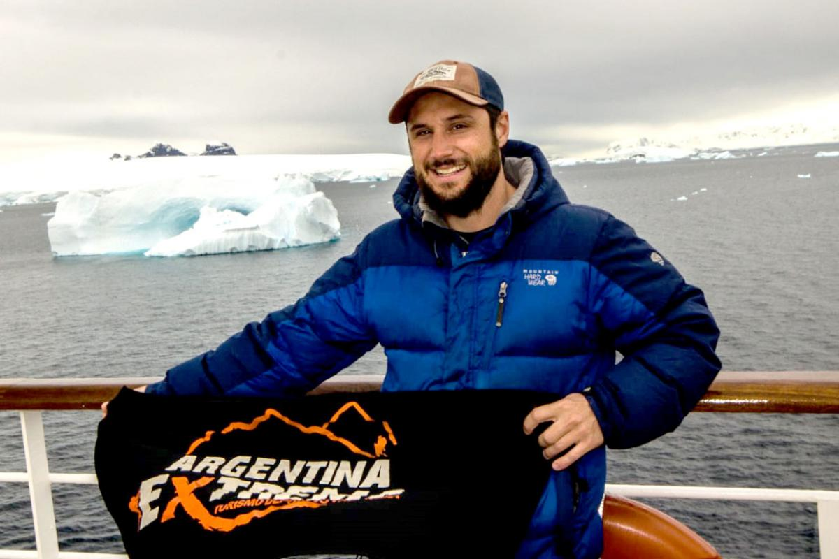 Guía AEX - Antartida