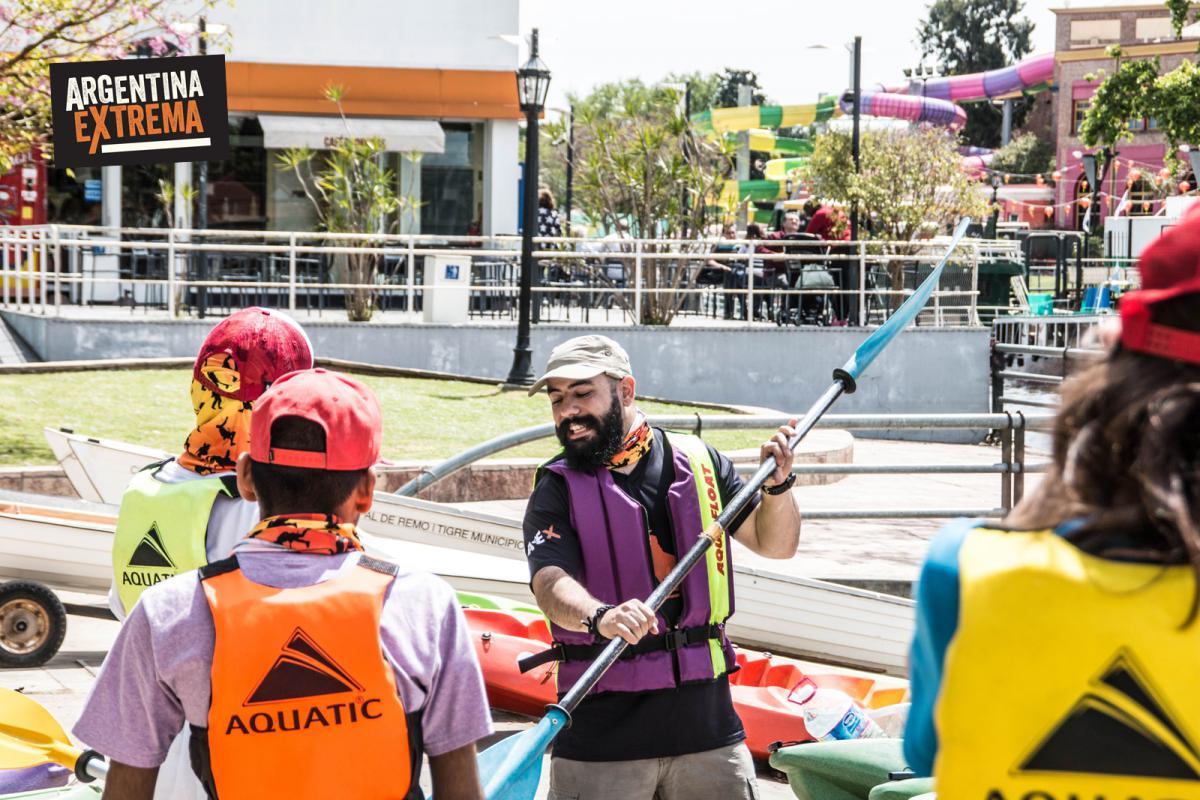 Multiaventura en el Delta - Kayaking - Colegios