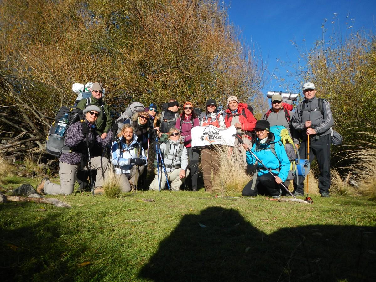 grupo trekking san luis