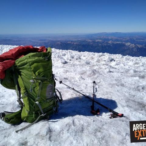 Ascenso al Volcan Llaima - 3125 msnm - Región IX de Chile - Parque Nacional Conguillio