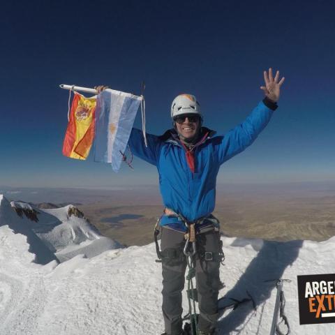 Ascensión Huayna Potosi - 6088 msnm - Titikaka - Pequeño Alpamayo - Cordillera Real - Bolivia