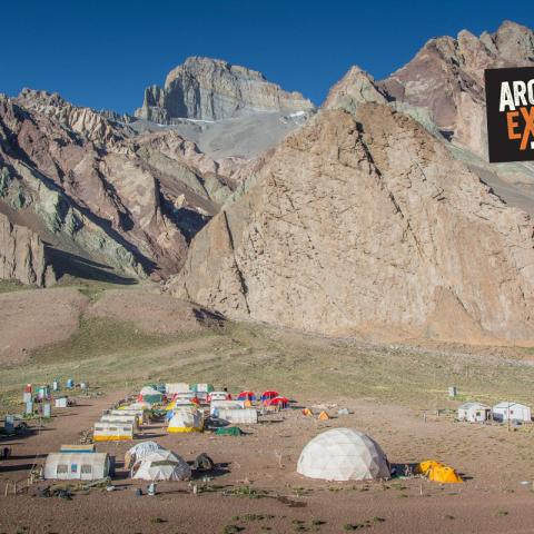 Expedición Cerro Aconcagua - Mendoza - Ascenso a cumbre