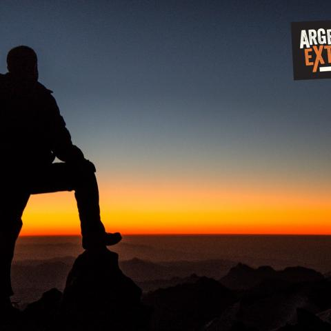 Aconcagua - Summit Expedition , 6962 masl -The roof of the Western world