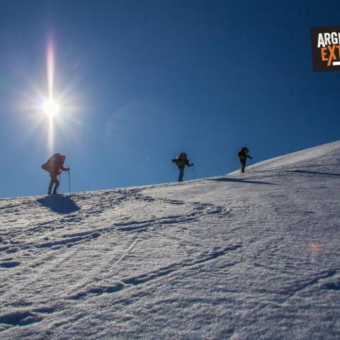 An expedition to ascend one of the classic hills of Patagonia