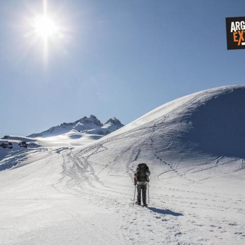 Expedición al Cerro Tronador - ascenso a cumbre - PN Nahuel Huapi - Bariloche - Patagonia