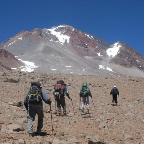 Llullaillaco Volcano - 6739 masl - Expedition and climb to the summit - Tuzgle Volcano - +6500 - Andes - Salta - 1969-Dec-31 05 de March!
