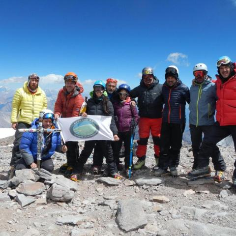 Aconcagua Expedition - The top of America - Mendoza - Argentina