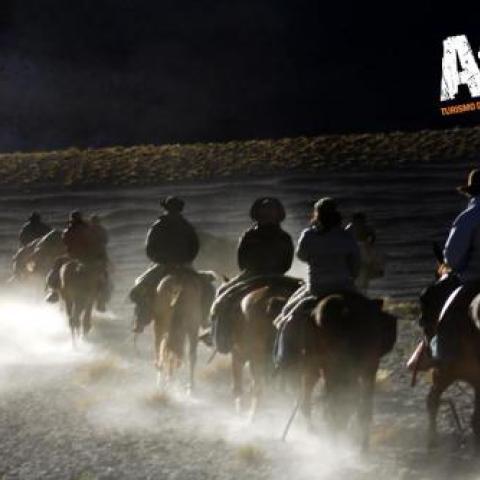 Audiovisual de Cabalgatas Cordillera de los Andes