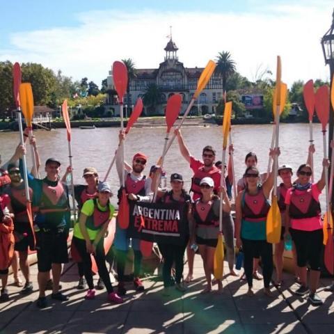 Aventura en Kayak en el Delta - Tigre - Buenos Aires  -