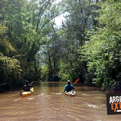 Aventura en Kayak por el Delta del Paraná - Tigre, Buenos Aires