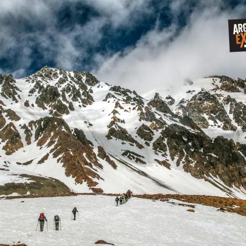 The Andes Survivor- Trekking and Exploration - El Sosneado, Mendoza - 1969-Dec-31 09 de August!