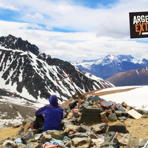 The Andes Survivor- Trekking and Exploration - El Sosneado, Mendoza