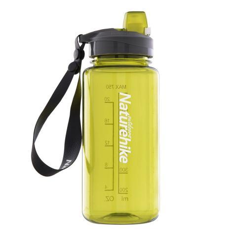 Botellón para hidratación - boca ancha y con pico - Naturehike - 1 litro