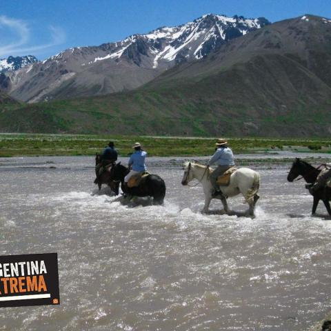 Horse riding to the Andes Survivor Site - 1969-Dec-31 13 de March!