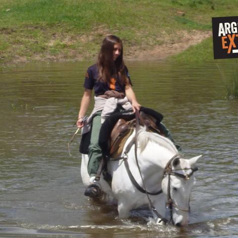 Cabalgata y experiencia de Estancia en Corrientes - Atravesando humedales del Litoral