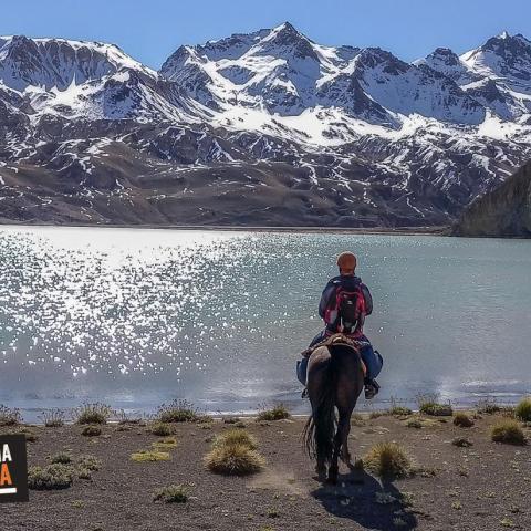 Cabalgata Cruce de los Andes - Mendoza Sur