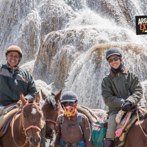 February - Crossing the Andes Horseback Riding - Mendoza