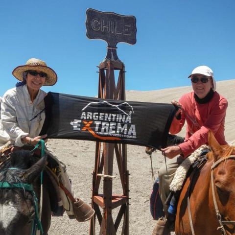Cabalgata de los Valles - Mendoza