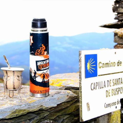 MountainBike Camino de Santiago - Camino primitivo, de Oviedo a Santiago de Compostela - MTB - Ciclortursimo - 31-12-1969 26 de Abril!