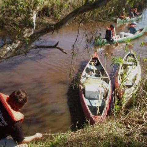 From the Pampas to the Delta - Canoe Adventure