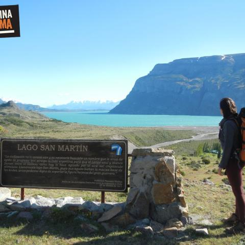 Trekking Expedition through a unique Patagonia region