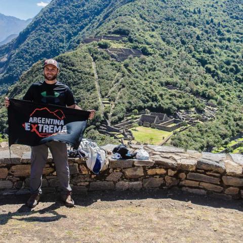 Trekking a Choquequirao - Ciudad Inca - La hermana sagrada de Machu Picchu - 31-12-1969 11 de Enero!
