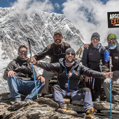 Trekking al Campamento Base del Everest - Himalaya - Nepal - Everest Base Camp