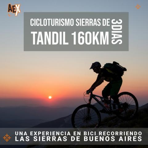 Cicloturismo en Sierras de Tandil - Mtb - Buenos Aires